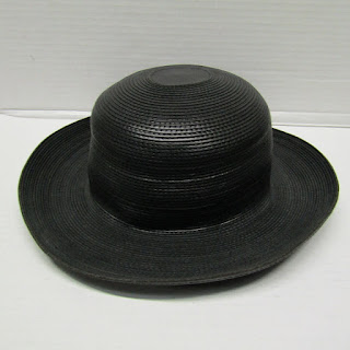 Patricia Underwood Leather Hat