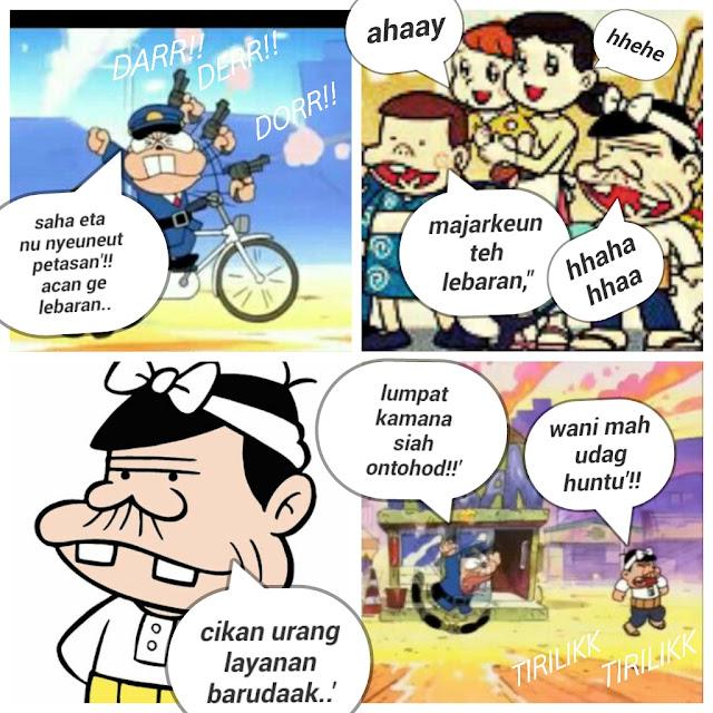 B K Berkoar Kita Langsung Simak Saja Lanjutannya Komik Tensai Bakabon Bahasa Sunda Part  Ssiuutt Tuipp Jejejeengg D Sok Mangga Di Rojong