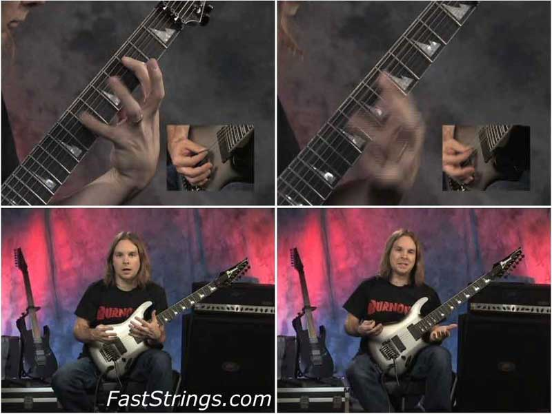 Buz McGrath - 7-String Fretribution: Rhythms & Leads