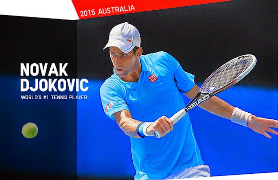 Novak Djokovic Win 2015 Australian Open tennis final