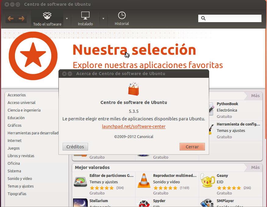 centro%2520instalacion%2520software Ubuntu 12.10 quantal Alpha 3 todas las novedades