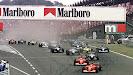 Michael Schumacher Ferrari F2001 Hungary