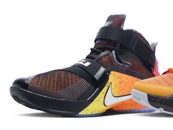 Nike Launches 2015 RISE Collection Including Zoom LeBron Soldier 9