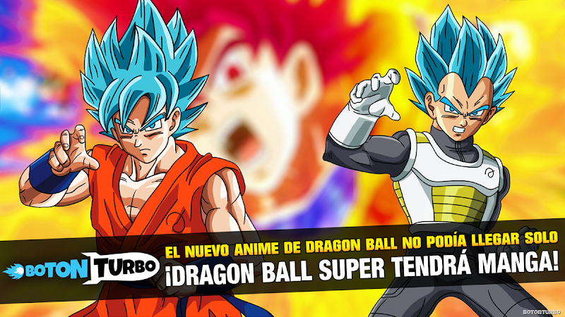 'Dragon Ball Super' tendrá manga propio!