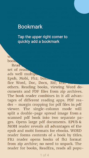 ReadEra - book reader pdf, epub, word 19.12.27+1120 screenshots 7