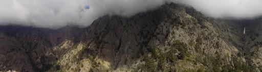 Sommet du Monte Saltare : de la Combe Rouge au ravin de Saltare
