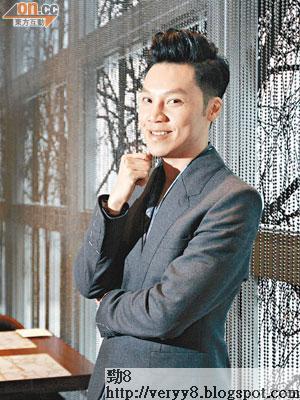 王賢誌雖然卅八歲才初戀,但他已認定另一半是終身伴侶。(資料圖片)