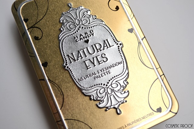 Too Faced Natural Eyes Hard Candy Review Swatches (3)