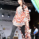 OIC - ENTSIMAGES.COM - Model(s) catwalk show at the  Eid Festival  in London 25th July 2015 Photo Mobis Photos/OIC 0203 174 1069
