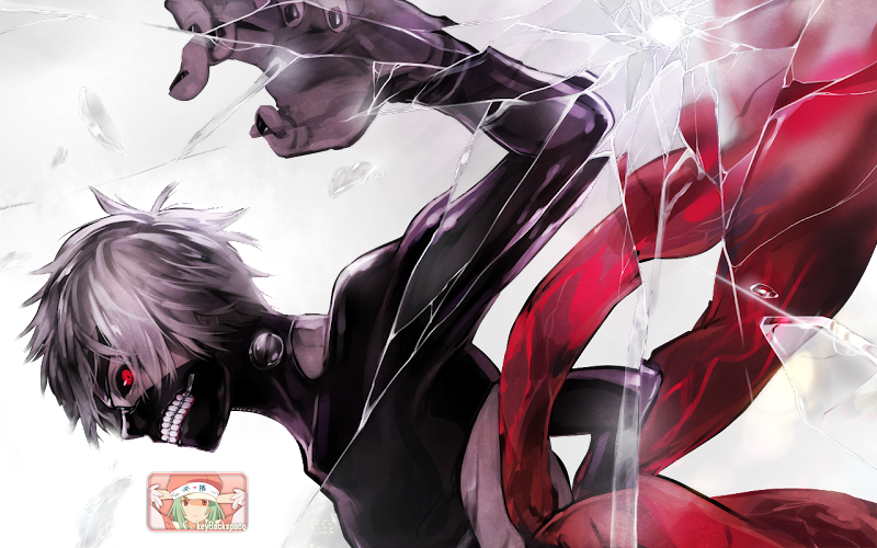Resultado de imagem para Tokyo Ghoul
