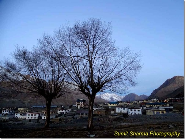 Kaza in Winters