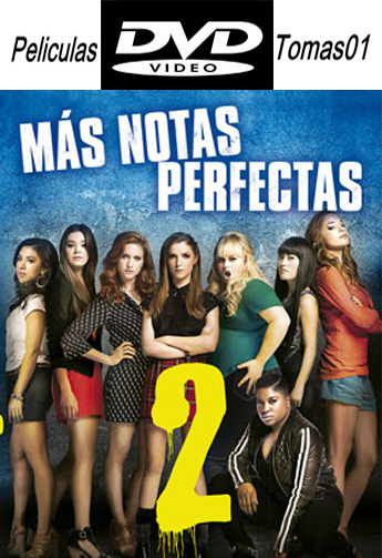 Más Notas Perfectas 2 (Pitch Perfect 2) (2015) DVDRip