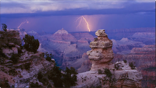 Lightning Storm Over, Grand Canyon National Park, Arizona.jpg