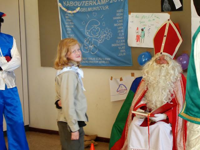 Sinterklaas op de scouts - 1 december 2013 - DSC00198.JPG