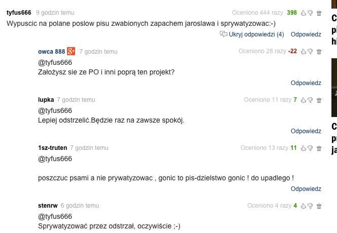 Wyborcza przyznaje się do Smoleńska i nawołuje do mordów?