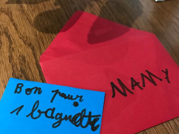 Bonne Fête Mamy