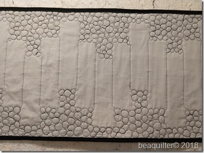 jelly roll table topper