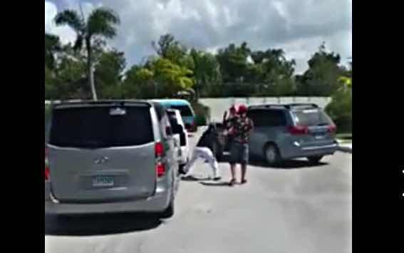 Diputas entre Choferes y taxistas siguen dañando el turismo de la zona de Bavaro-Punta Cana