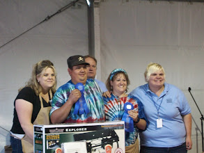 Photo: Blue Ribbon at the Utah State Fair Mystery Bag.