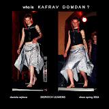 – WHO IS KAFRAV DOMDAN 2004