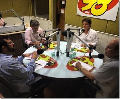 260716 - Entrevista 98FM