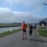 Trainingsloop Leiden-Haarlem