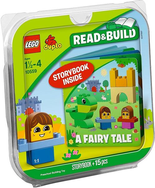 LEGO DUPLO 10559 A Fairy Tale – Câu chuyện thần tiên