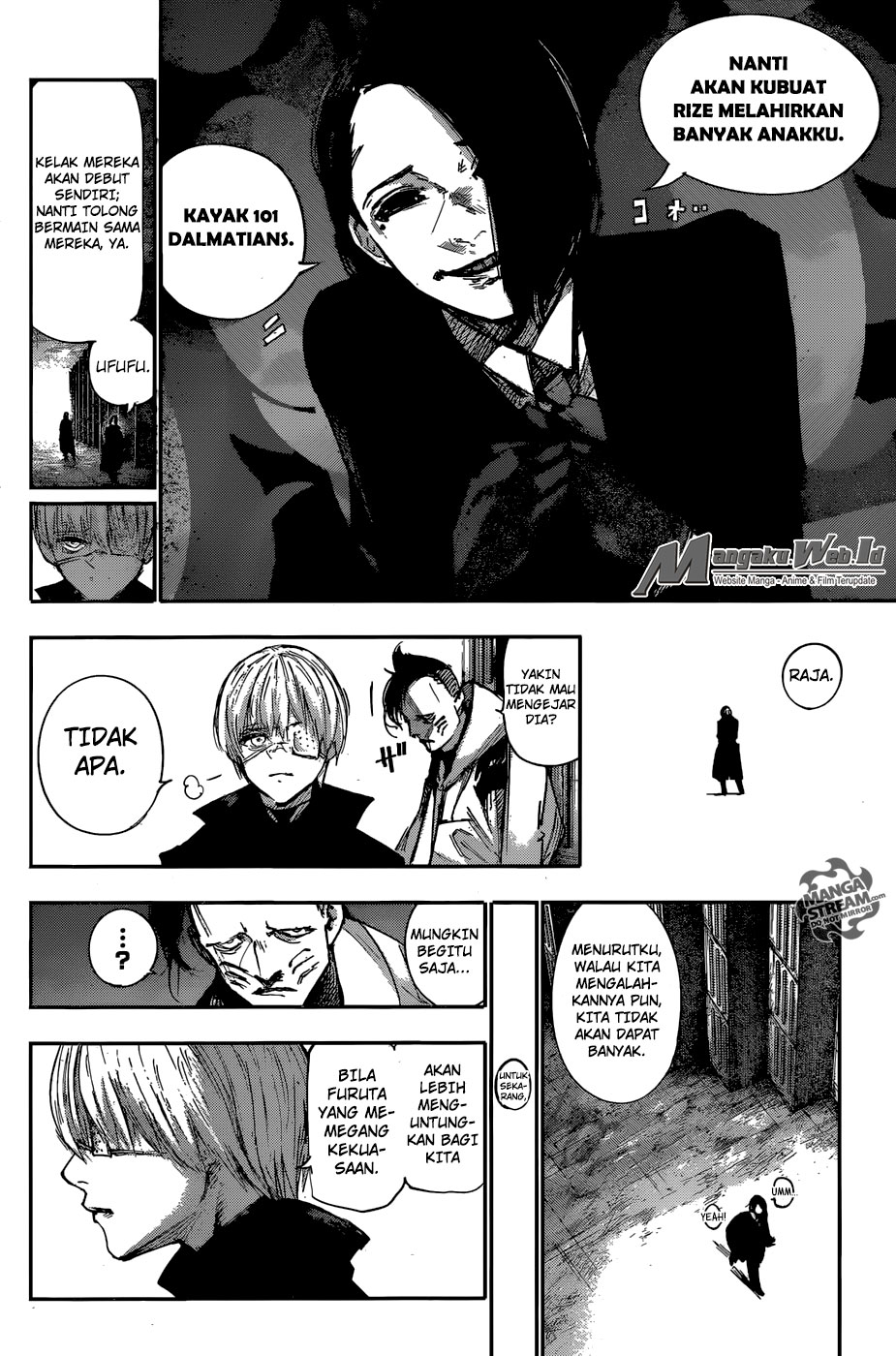 Tokyo Ghoul: Re Chapter 101-9