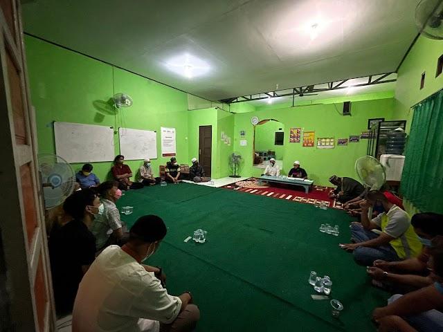 Realisasikan Kepedulian Sosial, Warga Komplek PWI Bentuk Unit BPK