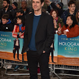 OIC - ENTSIMAGES.COM - Director Tom Tykwer at the  A Hologram For The King - UK film premiere 25th April 2016 Photo Mobis Photos/OIC 0203 174 1069