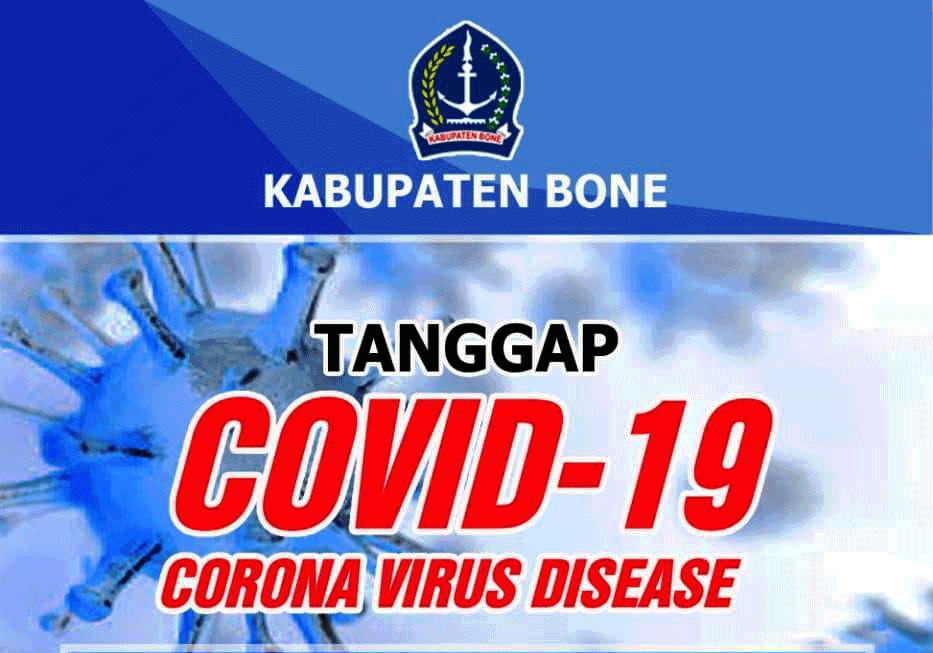 Bertambah Lagi, Sudah Lima Orang Warga Bone Positif Corona