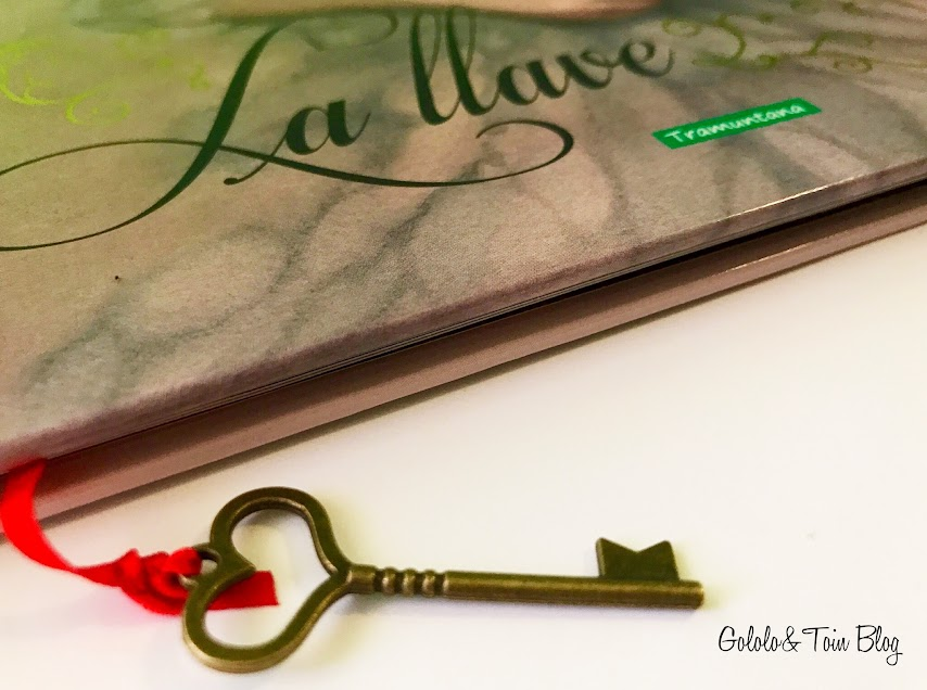 Album infantil La llave, princesas y castillos