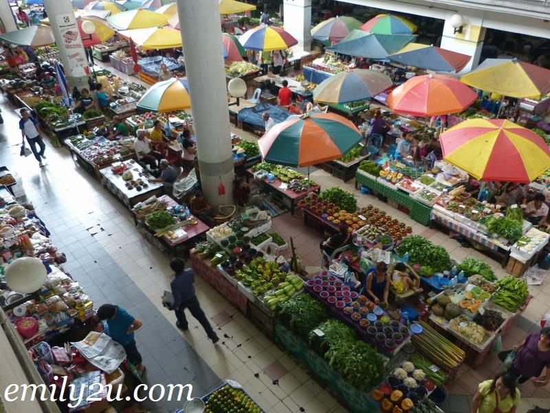 Sibu Central Market Sarawak