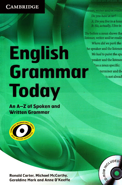 Cambridge grammar guide array cambridge english grammar today an a z of spoken u0026 written grammar w rh ebay fandeluxe Gallery