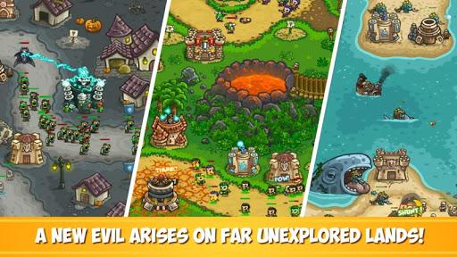 Kingdom Rush Frontiers apkdebit screenshots 2