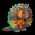 Dragón Mampostería   Stonework Dragon