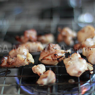 Yakiniku (Japanese Grilled Meat or BBQ).