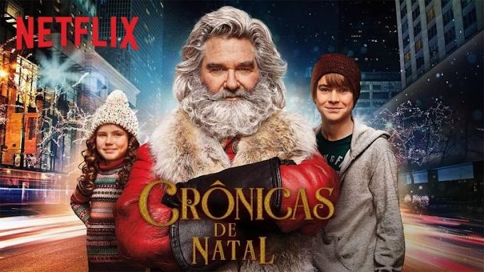 10 títulos mais assistidos na Netflix no Natal