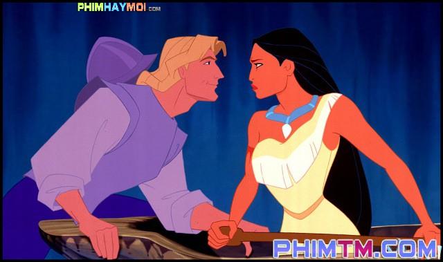 Xem Phim Công Chúa Da Đỏ Pocahontas - Pocahontas - phimtm.com - Ảnh 1