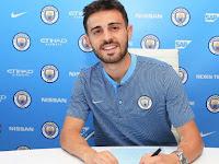 Biodata Bernardo Silva, Pemain Baru Manchester City