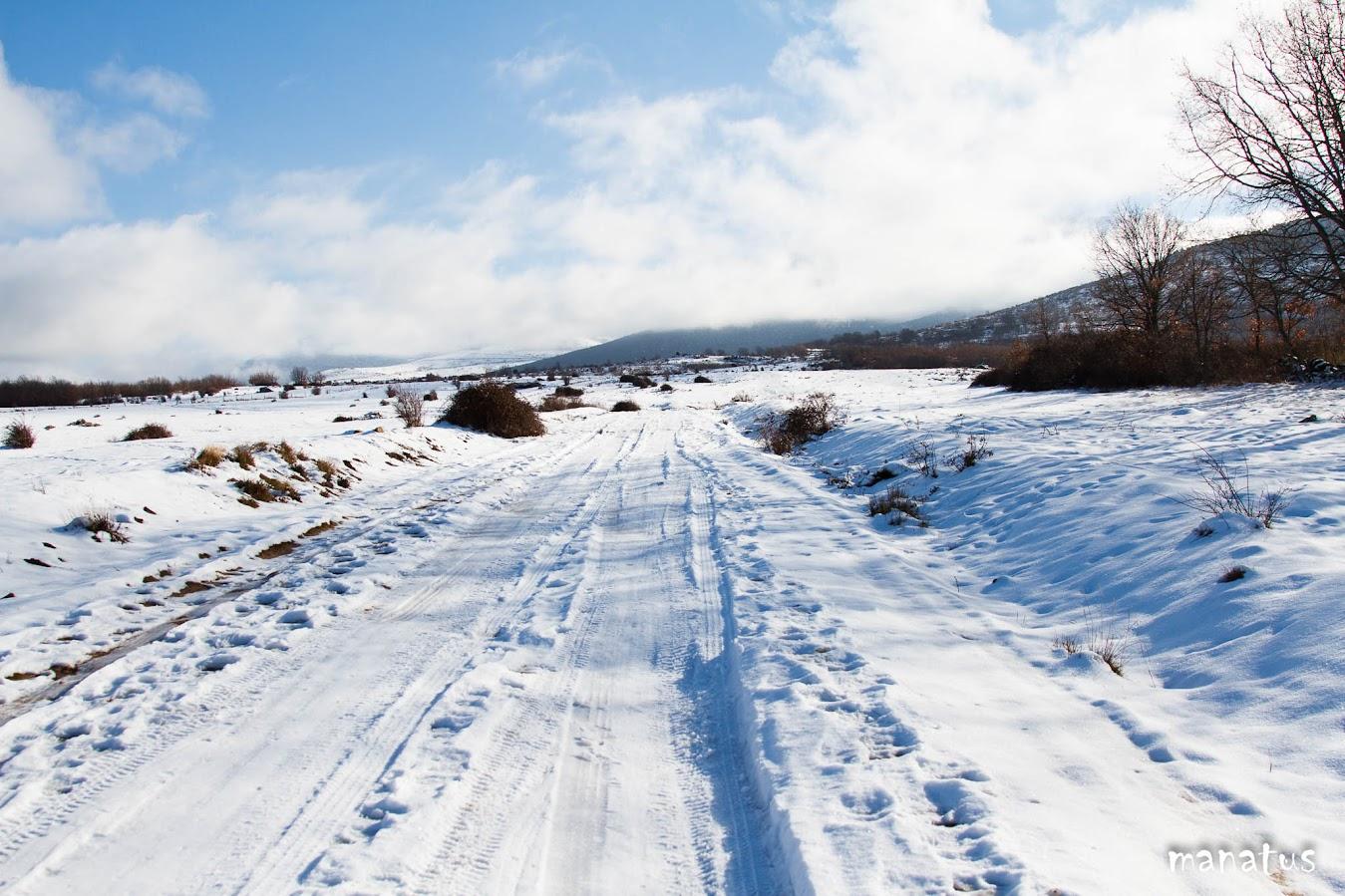 manatus camino nevado