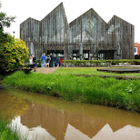 Kaap Skil Museum on Texel in Texel, Noord Holland, Netherlands
