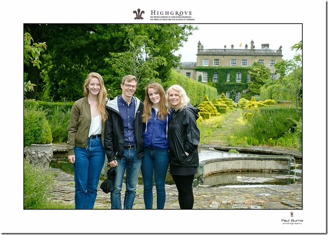 Highgrove Garden Tour
