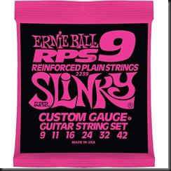 Cuerdas Ernie Ball RPS
