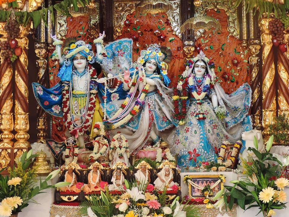 ISKCON Bangalore Deity Darshan 30 May 2016 (10)