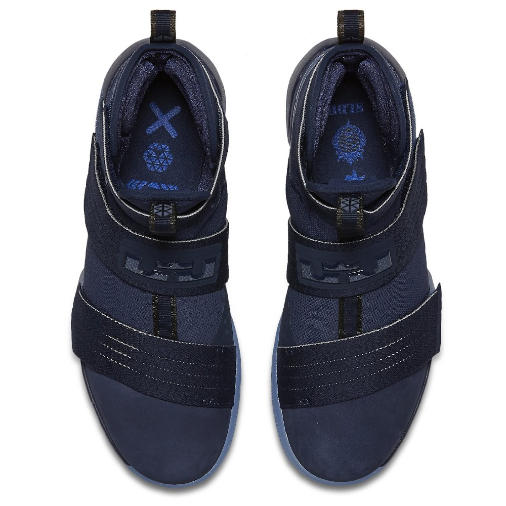440b2e95d973 Release Reminder Nike LeBron Soldier 10 Midnight Navy .