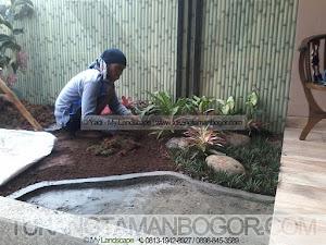Jasa Tukang Taman, Kolam, Gazebo -2- Pembuatan Taman Minimalis