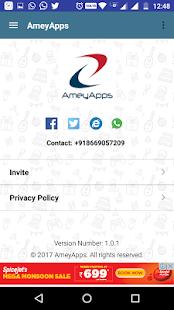 AmeyApps - náhled
