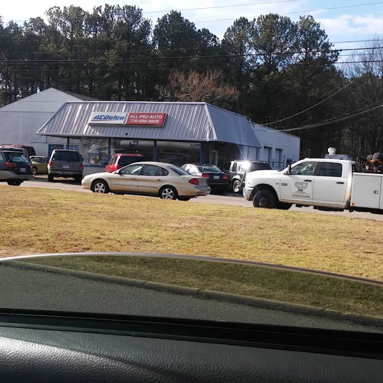 All Pro Automotive >> All Pro Automotive Auto Repair Shop In Kennesaw