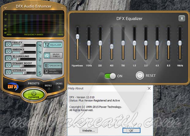 dfx 12 audio enhancer
